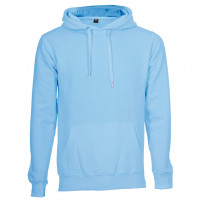 Hooded Sweat Hættetrøje lyseblå (light blue)