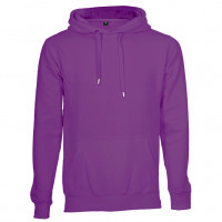 Hooded Sweat Hættetrøje lilla (violet)