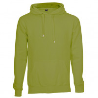 Hooded Sweat Hættetrøje army grøn