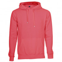 Hooded Sweat Hættetrøje rød (red)