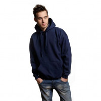 Bargain Hooded Sweat Hættetrøje Marineblå (Marine blue)