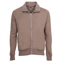 Mens Zip Sweat Sweatshirt army grøn