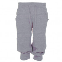 Sweat Pants 3Q Oxford grå ( Oxford grey)