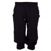Sweat Pants 3Q sort (black)