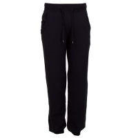 Long Sweat pant sort (black)