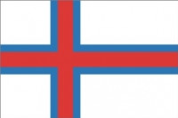 Færøsk national flag