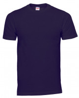 Plain Cam t-shirt Navyblå (Blue navy)