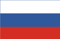 Russisk national flag