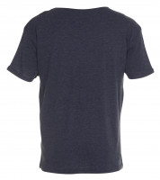 RAW tee i heather blue