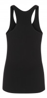 Ladies racerback soltop i sort