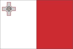 flag hvid og rød
