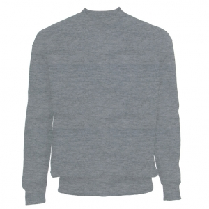 Heavy Sweat Sweatshirt Oxford grå ( Oxford grey)