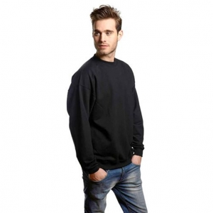 Billig Sweatshirt sort (black) Bargain