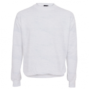 Billig Sweatshirt askefarvet (ash) Atlanta shirt
