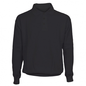 Seatle Sweatshirt sort (black)