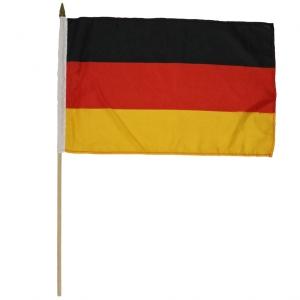 Udsagnsord på tysk