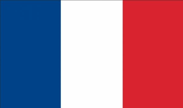 det franske flag