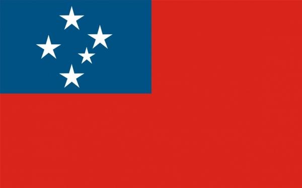 flag med sydkorset