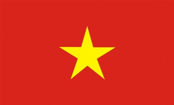 Vietnam flag 90 x 150 cm